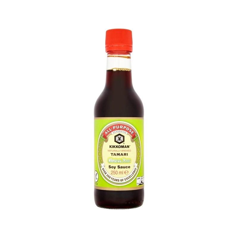 Sauce - Kikkoman 250ml Gluten Free Soy Sauce