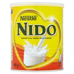 Nestle 400g Nido Instant Full Cream Milk Powder