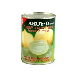 Aroy-D 565g Toddy Palm's Seed Whole in Syrup