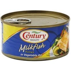 Century 184g Milk Fish Fillet in Vegetable Oil