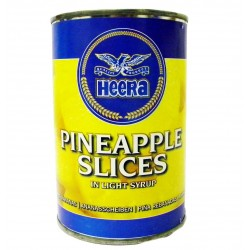 Herra 420g Pineapple Pieces in Light Syrup