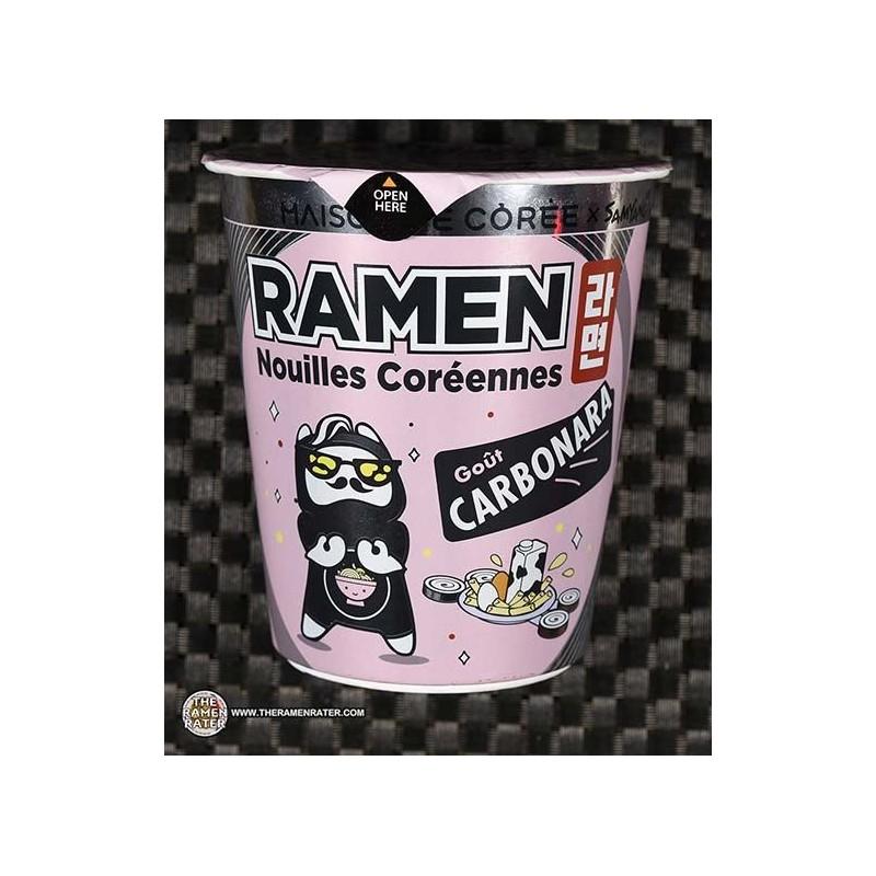 Ramen Rater 65g Carbonara Cup