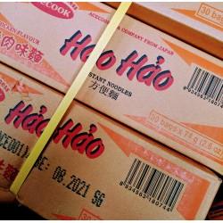 Hao Hao Box of Chicken Noodles 30x74g Mì Gà Instant Noodles