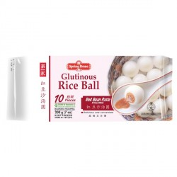 Spring Home Glutionous Frozen Rice Ball Red Bean Paste filling 200g