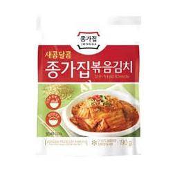 Jongga Premium Sti-fried Kimchi 190g