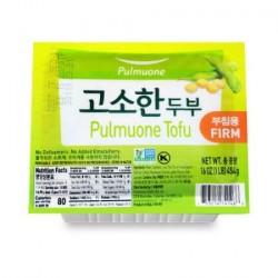 Pulmuone Tofu Firm 454g Korean Tofu