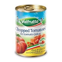 Valfrutta 400g Peeled Tomatoes in Tomato Juice