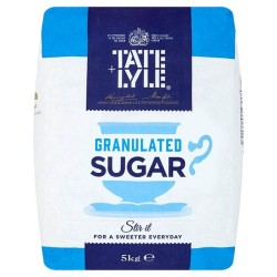 Tate and Lyle Granulated Sugar 1KG Sugar