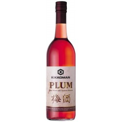 Kikkoman Plum Wine with Natural Flavours 750ml