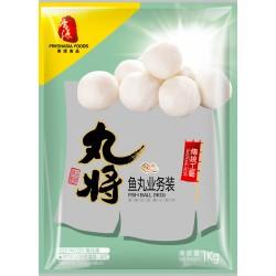 Freshasia Foods Frozen Fish Balls 1kg