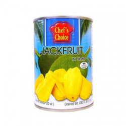Chef's Choice 565g JackFruit in Syrup