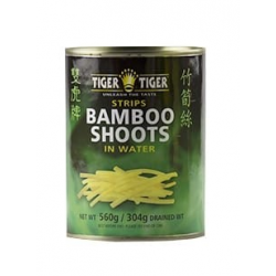 Tiger Tiger 560g Bamboo Shoots Strips in Water