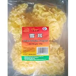 East Asia Brand - 120g - Dried White Fungus