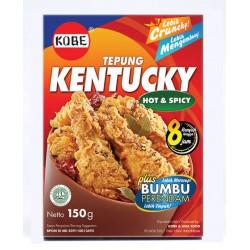 Kobe Tepung Kentucky Pedas...