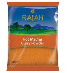 Rajah 1kg Hot Madras Curry Powder
