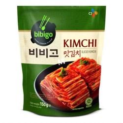 CJ Bibigo Sliced Kimchi 150g Fresh Sliced Korean Kimchi