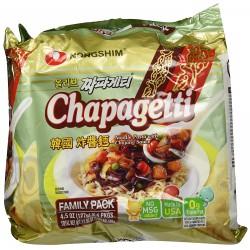 Nongshim Chapagetti Noodle Multipack (짜빠게티) 5x140g...