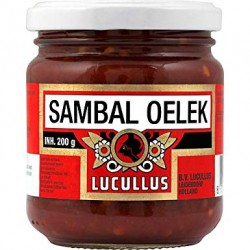 Lucullus Sambal Oelek 200g...