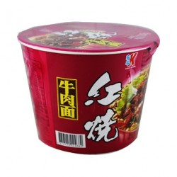 Kailo Braised Beef Noodle Box 12X120g Bowls Roast Beef...