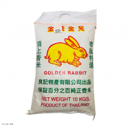Golden Rabbit 10kg Jasmin...
