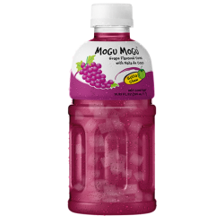 Mogu Mogu 320ml Grape Flavored