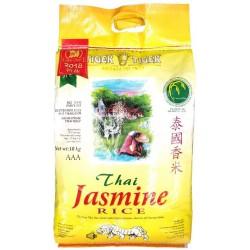 Tiger Tiger 10kg Jasmine Rice Crop 2020 Thai Jasmine Rice