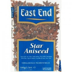 East End 100g Star Aniseed