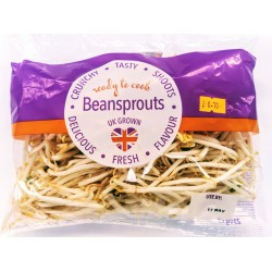 Fresh Beansprouts 250g UK...