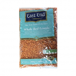 East End 500g Whole Red Lentils