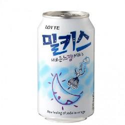 Lotte Milkis 340ml...