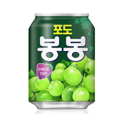 Bom Bom (봉봉) Grape Juice...