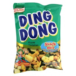 Ding Dong 100g Snack Mix
