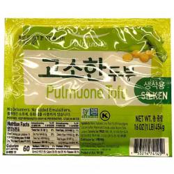 Pulmuone Tofu Silken 454g...
