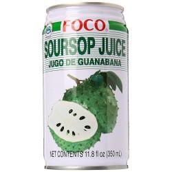 Foco  Soursop Nectar 350ml Nectar De Guanabana