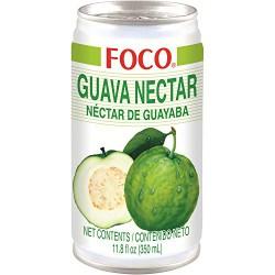 Foco Guava Nectar 350ml Nectar De Guayaba