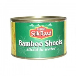 Silk Road Bamboo Shoots (sliced in water) 227g product of...