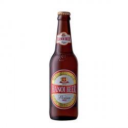 Habeco Hanoi Beer 330ml x 24 Case of Beer