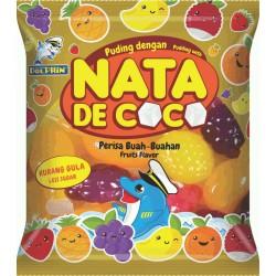 Captain Dolphin Nata De Coco Jelly Fruits 480g in 12xFruit Shapes
