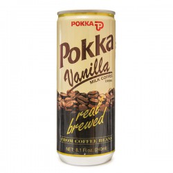 Pokka Vanilla Coffee 240ml...