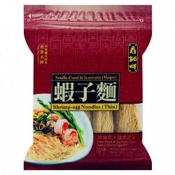 Noodles - Sau Tao (壽桃牌 蝦子幼麵) Shrimp Egg Noodle - Thin