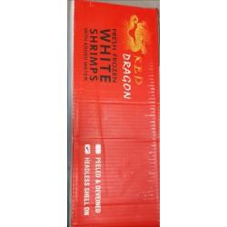 Red Dragon Fresh Frozen White Shrimps 26/30 6x900g...