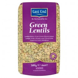 East End Green Lentils 500g...