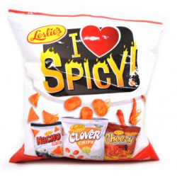 Leslie's I Love Cheese Spicy Mix 50g Clover Chilli Cheese...