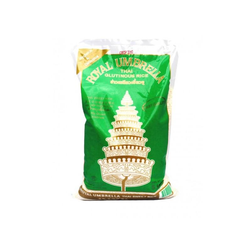 Royal Umbrella Thai Glutinous Rice 5kg Thai Sweet Rice