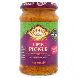 Patak's Lime Pickle 283g Medium Heat Lime Pickle