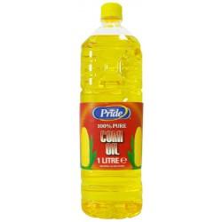 Pride 100% Pure Corn Oil 1L...