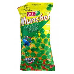 Muncher 70g Green Peas...