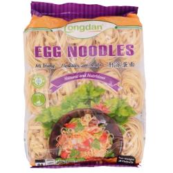Longdan Egg Noodles 400g 1.2mm Mì Trứng Fine egg Noodles