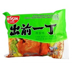 Nissin Noodles Chicken...
