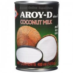 Aroy-D Coconut Milk 400ml...